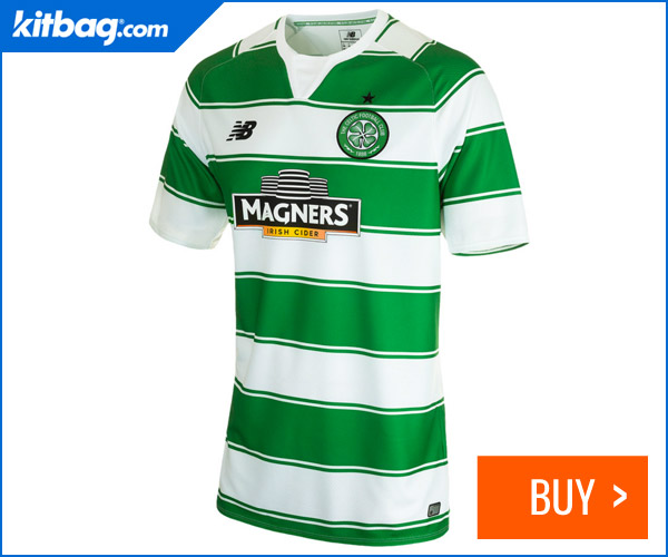 Kitbag Celtic Home Shirt 2015-16