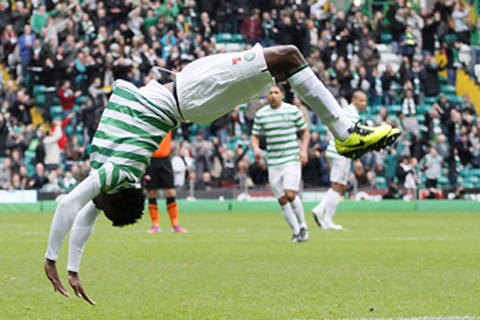 Celtic manager Neil Lennon says Efe Ambrose has let himself down