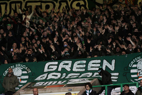 Escape from The Green Brigade!