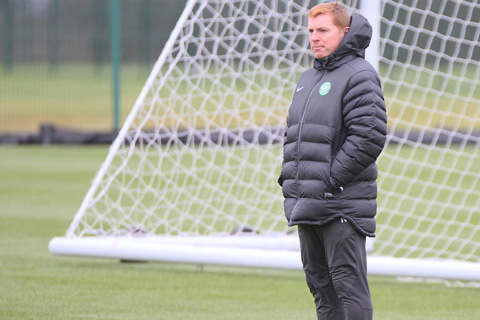 Celtics Neil Lennon hopes SPL title chase ends joyously against Caley