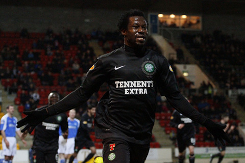 Efe Ambrose wants to dedicate Scottish Cup win to suspended duo