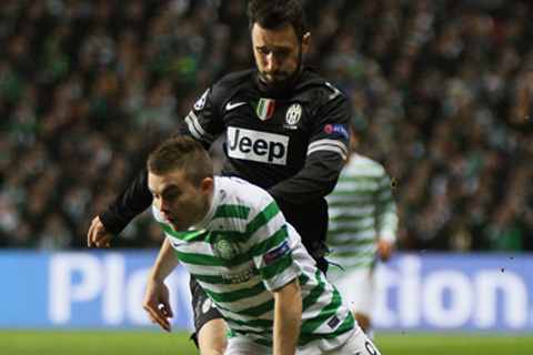 Juventus v Celtic: Team news