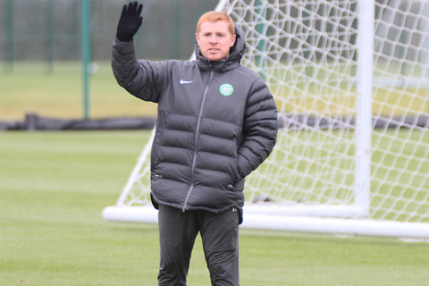 Celtic manager Neil Lennon attacked by Hearts fan