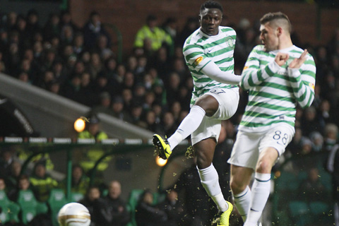 Victor Wanyama remains happy at Celtic but is open to Premier League move