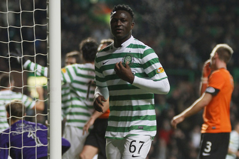 Wanyama open to Prem move