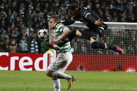 Champions League: Round of 16 Wednesdays matches - in pictures