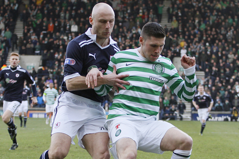 Loan Celt unsure of his future