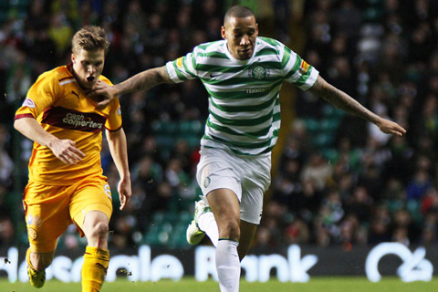 Celtic v Rangers: Team News