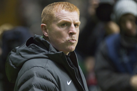 Lennon salutes Celtic on 100-match landmark