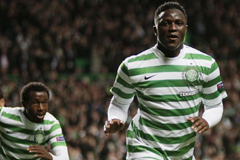 Celtic sign Wanyama