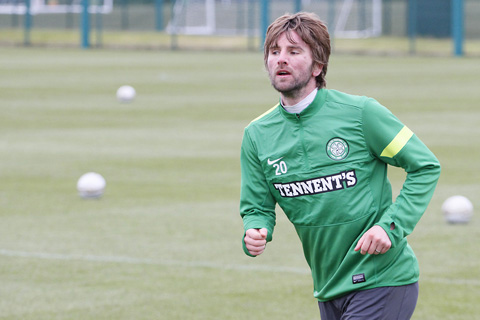 Paddy McCourt to leave Celtic after Cup Final