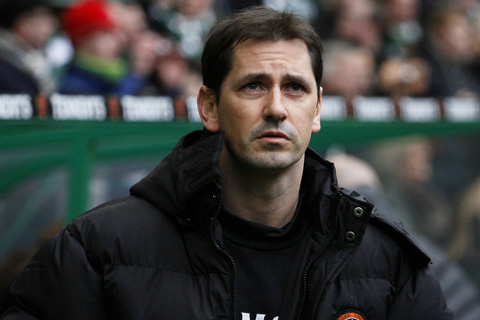 Jackie McNamara tells Dundee United to stay switched on against Celtic