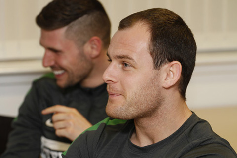 Anthony Stokes: Celtic must win the double