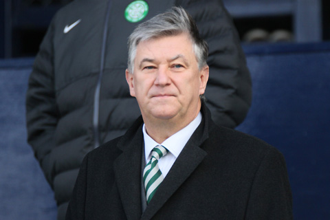 Celtic chief Lawwell admits move for Man City attacker Bellamy unlikely
