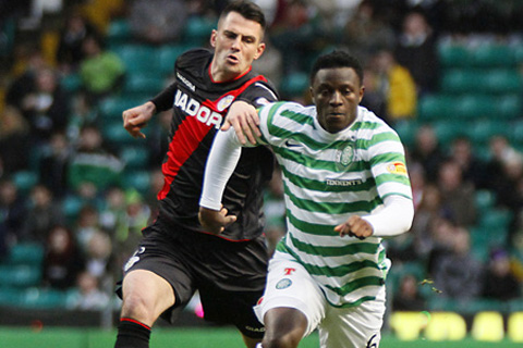 Celtic given go ahead by Scottish FA to sign Kenyan Victor Mugabe