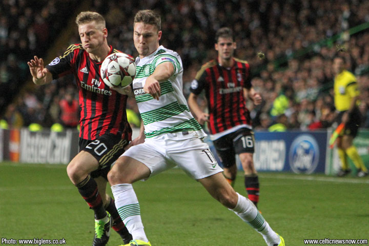 Boerrigter on target as Bhoys beat Morton
