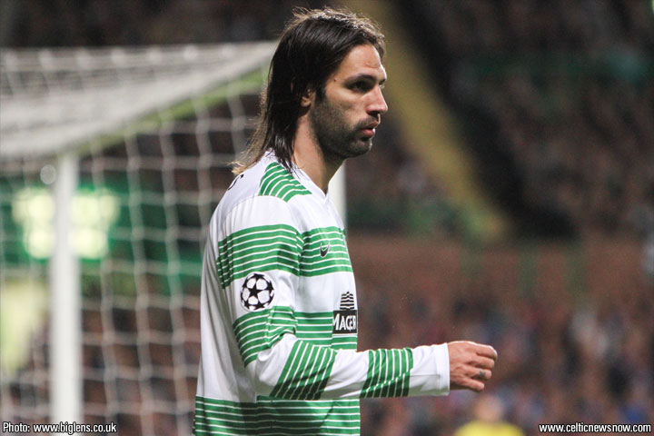 Interview: Georgios Samaras, Celtic striker