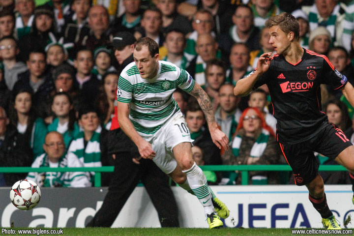 Anthony Stokes vows to 'move on and make amends'