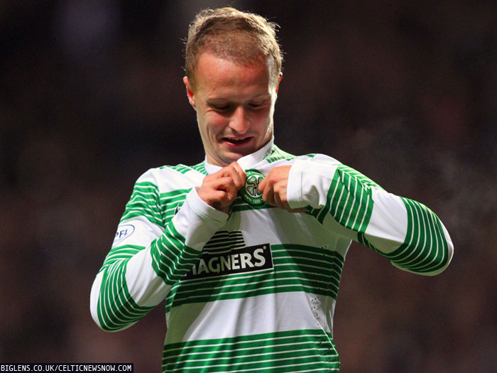 Griffiths double earns bhoys win at Sunderland