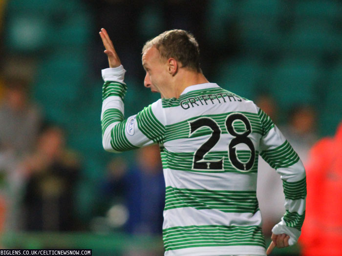 Griffiths to start in Development Squad tie v Sunderland