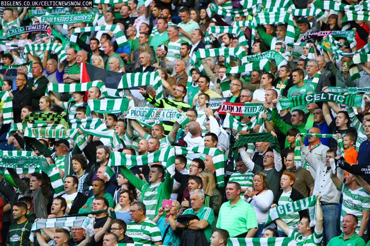 Celtic fans turn on Sky Sports duo