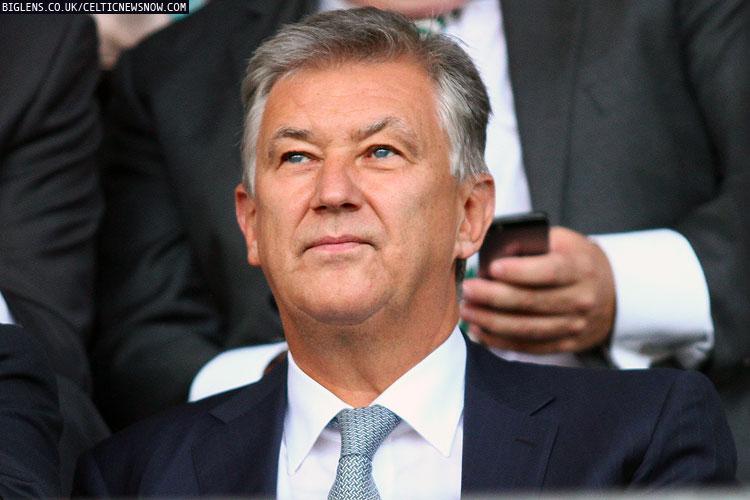 TV deal hurt Celtic's England move hopes - Lawwell