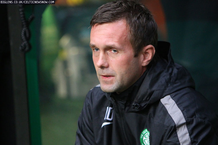 Deila benches 72-goal Celtic hero again; is he poised for January exit?