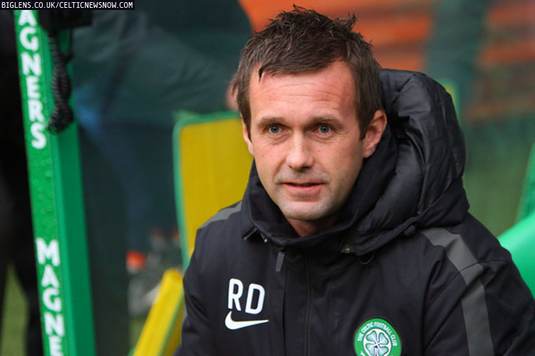 Ronny Deila: Celtic have nothing to fear