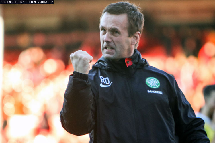 Celtic Youth Coach Delighted With Impact On Starlets On Senior Boss Ronny Deila