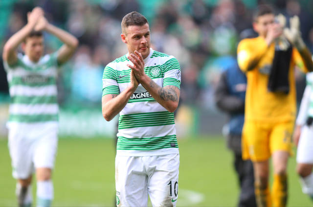Stokes and Lennon bury their difference ahead of Celtic clash