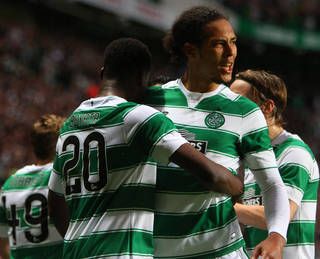Dedryck Boyata scores versus Qarabag - Celtic News Now