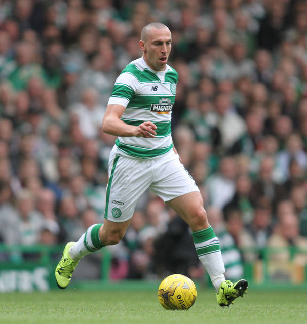 Kevin Thomson urges Scott Brown to keep playing for Scotland