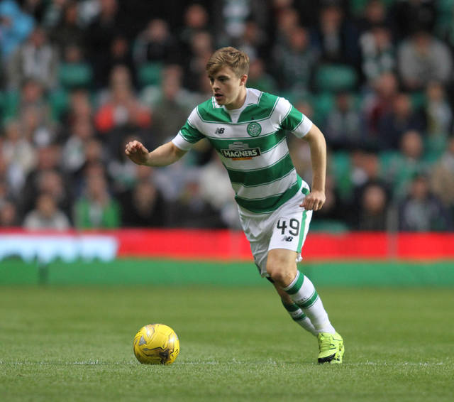 James Forrest - Celtic News Now