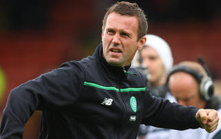 Ronny Deila: Ten in a row will be Celtic legacy for Peter Lawwell and Dermot Desmond