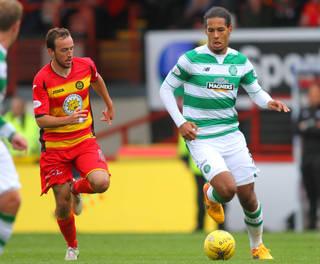 Virgil van Dijk - Celtic News Now