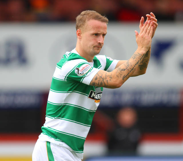 Leigh Griffiths - Celtic News Now