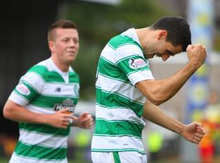 Rogic hails Celtic spirit