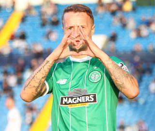 Leigh Griffiths - Celtic News Now