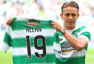 Scott Allan to return to Celtic? Paul Warne comments on midfielder's future