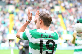 Stubbs: Scott Allan wanted to sign for Rangers not Celtic but Hibs couldn't let that happen