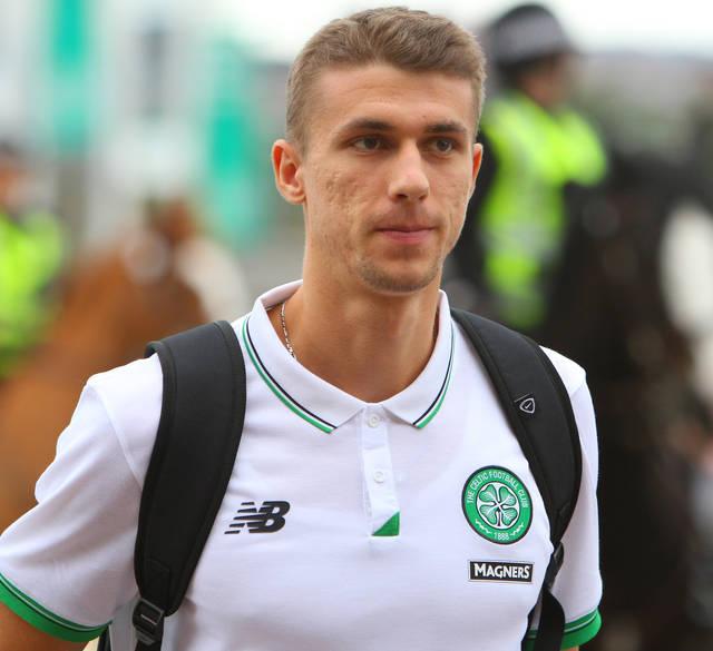 Serie A Side Showing Interest In Celtic Defender