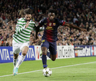Georgious Samaras - Celtic News Now