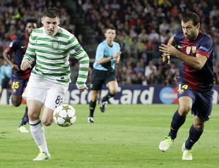 Gary Hooper - Celtic News Now