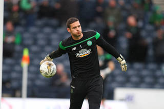 Celtic goalkeeper Craig Gordon wants Scottish title ASAP