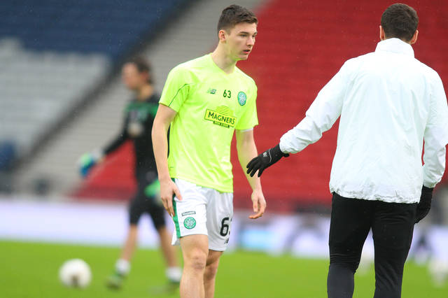 Celtic boss Brendan Rodgers: I can't stop Kieran Tierney leaving if he wants