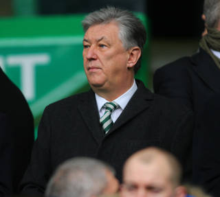 Peter Lawwell is the best CEO in European football – he could lead Celtic to 20 league titles in a row
