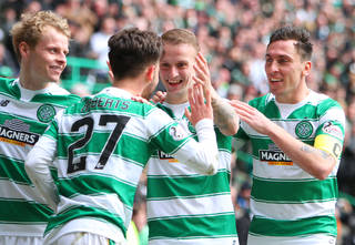 Showed Why We're Champions Against Rangers, Celtic Star Says