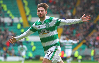 Chris Davies: Celtic winger Patrick Roberts on course for stellar career