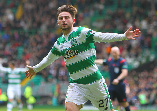 Roberts scores against Man City as Celtic earn draw