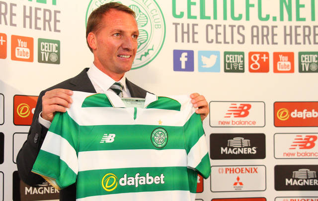 Brendan Rodgers - Celtic News Now